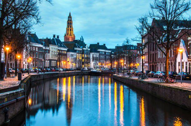 Groningen is the capital of the Dutch province of Groningen.  It is the largest city in the northern Netherlands. A number of well-known attractions include the Grote Markt, the Gold Office, the Prinsentuin, the Main Station and of course the Inner City with the shopping street.