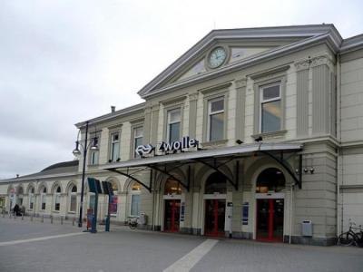 Zwolle train station