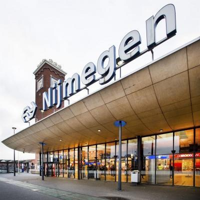 Nijmegen train station