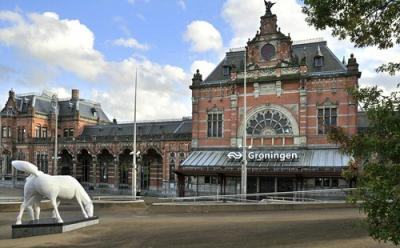 Groningen train station