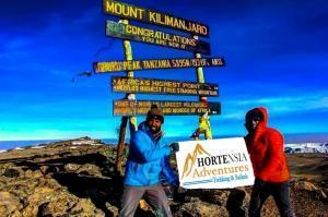 Hortensia Adventures Mountain Climb and Safari